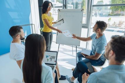 Franchises disponibles en formation de gestion d'entreprise