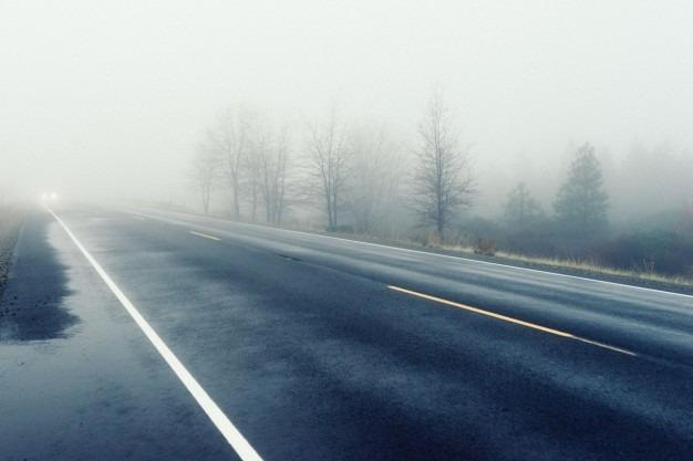 brouillard route