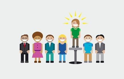 Ne faites pas l'erreur de promouvoir un employé performant comme chef d'équipe